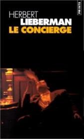 1ère de couverture le Concierge -Editions du Seuil