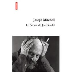 1ère de couverture le secret de Joe Gould de Joseph Mitchell - Editions Autrement