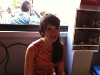 Sonia Guillemet, l'auteure