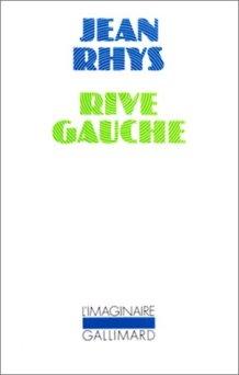 """1ère de couverture """"Rive Gauche"""" Editions Gallimard L'imaginaire"""
