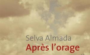 """1ère de couverture """"Après l'orage"""" de Selva Almada aux Editions Métailié"""