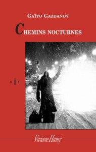 """1ère de couverture """"Chemins nocturnes"""" de Gaïto Gazdanov aux Editions Viviane Hamy"""