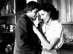 """Fanny Ardant et Gérard Depardieu dans le film """"La femme d'à côté"""""""