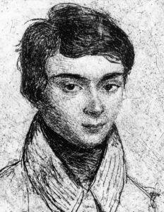 Portrait de Evariste Galois